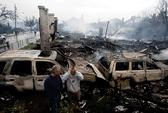 Nước Mỹ lao đao vì bão Sandy