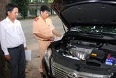Phí đăng ký xe: Đề nghị tăng sốc