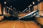 Đường hầm được kiểm tra bình thường hồi tháng 9