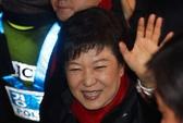 Hàn Quốc có nữ tổng thống đầu tiên