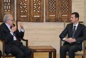 """Ông Assad """"muốn chạy cũng không được"""""""