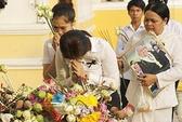 Thủ tướng Nguyễn Tấn Dũng dự lễ hỏa táng Thái Thượng hoàng Campuchia Norodom Sihanouk