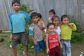 Tết nghèo ở vùng động đất