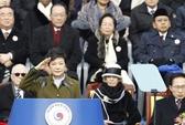 Tổng thống Hàn Quốc: Mong 2 miền Triều Tiên sống hòa bình