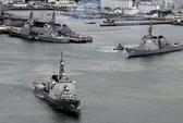 Châu Á tăng cường hải quân