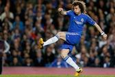 """""""Thần tài"""" David Luiz"""