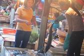 Thủy sản Trung Quốc ngập chợ