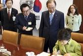 Tổng thống Hàn Quốc xin lỗi vì cấp dưới