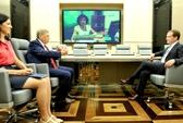 Thủ tướng Medvedev khuyên dân Nga không tích trữ nhu yếu phẩm