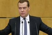 Chính phủ Nga từ chức?