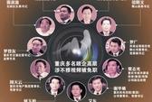 """Vung tiền thác loạn: """"Dâm quan"""" Trung Quốc sa bẫy"""
