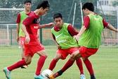 Tuyển U23 Việt Nam chưa bổ sung cầu thủ