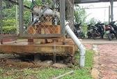 Sẽ cấm khai thác nước ngầm