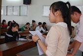 Đợt 3 kỳ tuyển sinh ĐH, CĐ 2013: Lo thí sinh bỏ thi