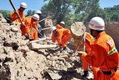 Trung Quốc: Động đất, gần 600 người thương vong