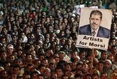 Ai Cập: Phe ủng hộ ông Morsi ra điều kiện thỏa hiệp