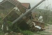 Siêu bão Utor tàn phá Philippines