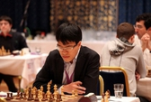 Quang Liêm dẫn trước kỳ thủ hạng 4 thế giới