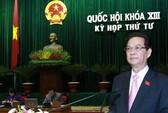 Thủ tướng Nguyễn Tấn Dũng nhận lỗi trước Quốc hội