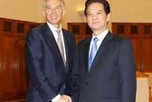 Cựu Thủ tướng Anh Tony Blair: Sẵn sàng chia sẻ kinh nghiệm với VN