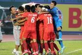 BTV Cup 2012: Lê Văn Thắng đưa U22 Việt Nam vào bán kết