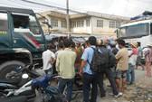 Phụ xe ben đánh trọng thương tài xế xe tải