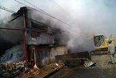 Vụ cháy Tổng kho Sacombank: Hàng thế chấp của 5 công ty thành tro!