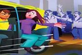 Ấn Độ: Bị đe dọa cưỡng hiếp, hai thiếu nữ thà chết nhảy xuống xe