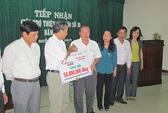 Trên 686 triệu đồng giúp người dân vùng bão lũ