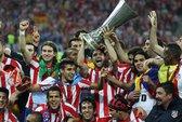 Atletico Madrid lại chinh phục Europa League
