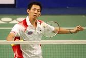 Tiến Minh thua trắng trước tay vợt trẻ Trung Quốc