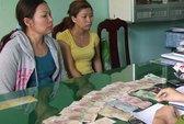 Bắt 2 phụ nữ lưu hành hơn 100 triệu đồng tiền giả