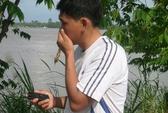 Đau lòng con cá ra sông