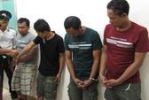 Đấu súng trên biển, bắt 11 nghi can cướp tàu Zafirah