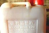 Xuất hiện rượu thuốc Trung Quốc