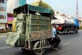 TPHCM cấm xe 3, 4 bánh trên nhiều tuyến đường