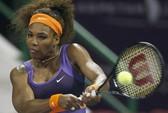Sharapova nối dài mạch thắng, Serena vào vòng ba