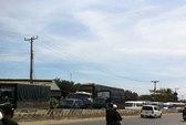 Kẹt xe hai chiều trên Quốc lộ 1A, đoạn Trung Lương
