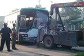 2 xe khách đâm nhau, 3 người bị thương nặng