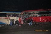 Vụ TNGT thảm khốc chết 12 người ở Khánh Hòa: Cả 2 xe đều đua!