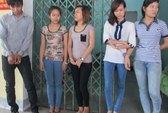 Tạm giữ 5 người hành hung thiếu nữ trong nghĩa trang