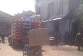 Cháy trong khu nhà máy rượu Bình Tây