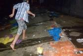 Sau pháo hoa, hàng trăm người dọn rác đến 4 giờ sáng