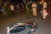 Va chạm xe máy, một người bị thương nặng