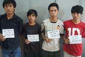 Bắt khẩn cấp 4 thanh niên An Giang giết người