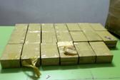 Phá vụ vận chuyển 40 bánh heroin qua biên giới