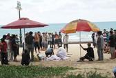 Tắm biển Đồi Dương, nhân viên khách sạn chết đuối