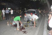 Tai nạn giao thông khiến 2 thanh niên thiệt mạng
