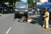 Xe ben tông chết một thanh niên
