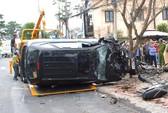 Vụ PGĐ sở gây tai nạn kinh hoàng: Kỷ luật một giám đốc